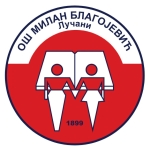 Milan Blagojevic Primary school Lucani, Serbia