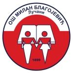 Milan Blagojevic Primary school Lucani, Serbia